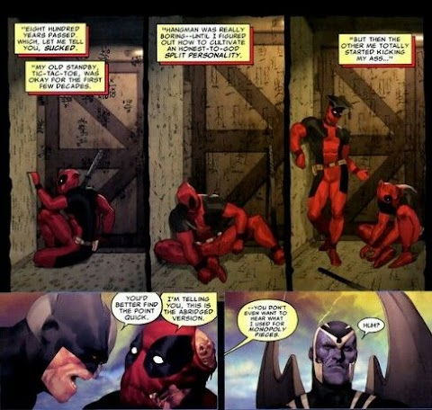 Deadpool Trapped For 800 Years Comic