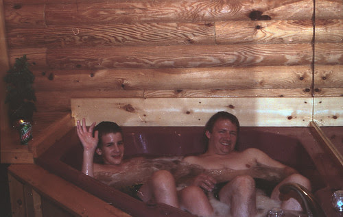 Who needs a bigger tub?