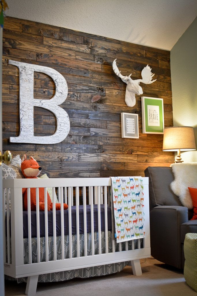 10 Steps to Create the Best Boy's Nursery Room - Decoholic