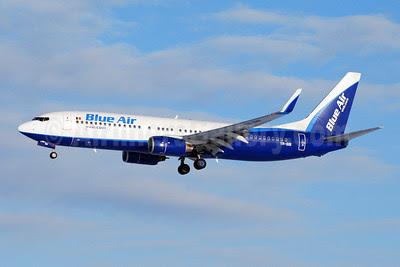 Blue Air (BlueAirweb.com) Boeing 737-8AS WL YR-BIB (msn 29926) BRU (Karl Cornil). Image: 904618.