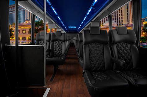 charter bus nyc mini coach bus party bus sprinter