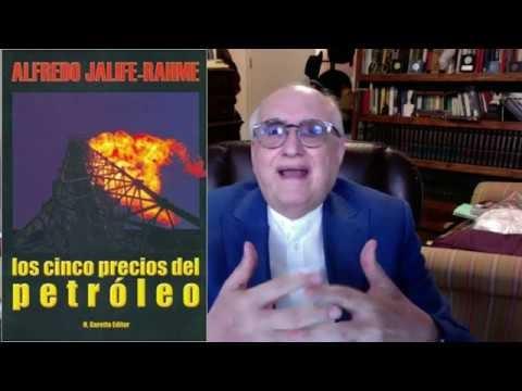 """Alfredo Jalife  """"¿Por qué cayó a MENOS US$40 el barril en EU?: Los 5 Pre..."""