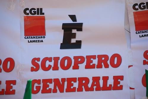 Sciopero generale della Cgil del 6 maggio 2011