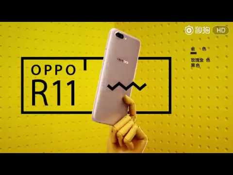 OPPO reveal design of the upcoming R11 in a new video