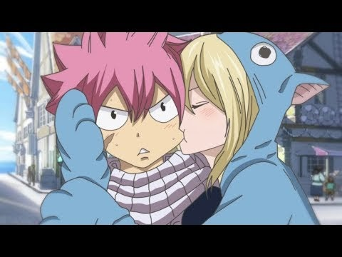 Fairy Tail Kiss Anime
