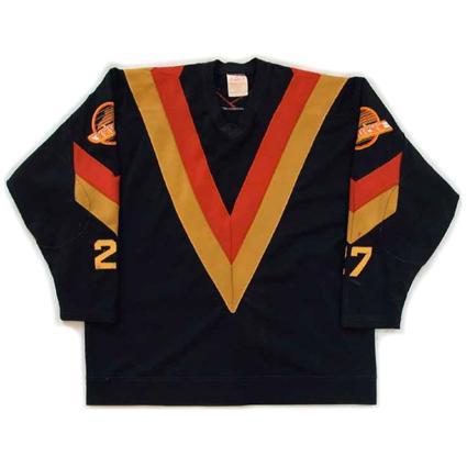 Vancouver Canucks 80-81 jersey