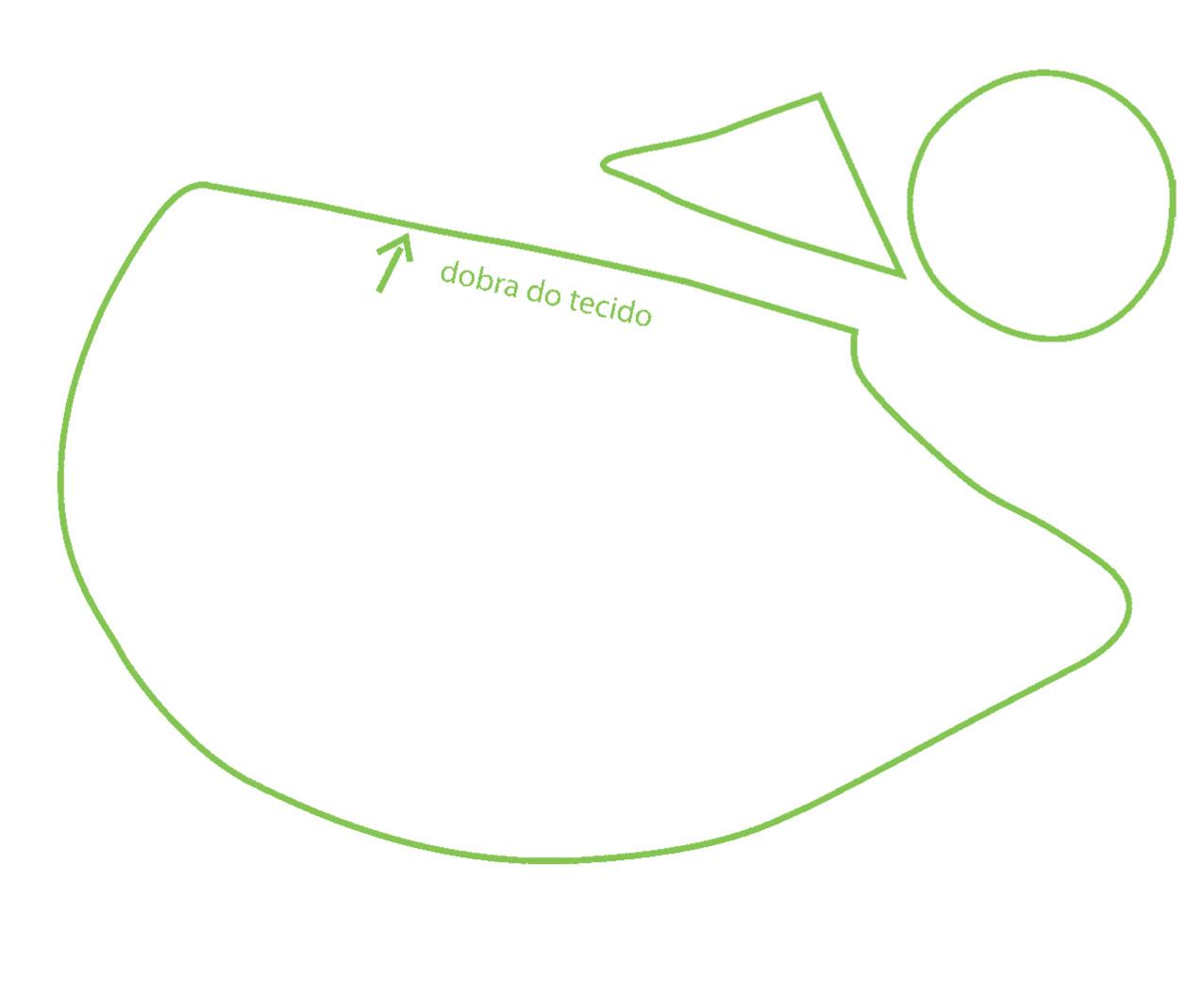 06122013 coruja molde Como Fazer Almofada de Coruja   Material e Passo a Passo