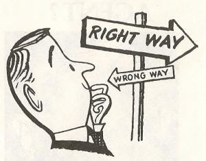 Image result for knowing right from wrong