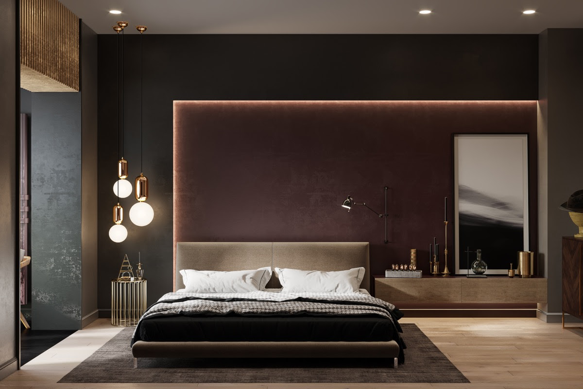 51 Modern Bedrooms With Tips To Help You Design Accessorize Yours