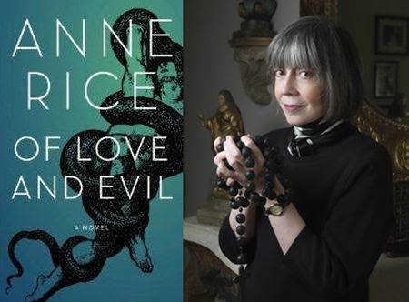 Anne Rice's new chapter in her Songs of the Seraphim book series, entitled Of Love and Evil, will be hitting shelves on November 30th through Knopf