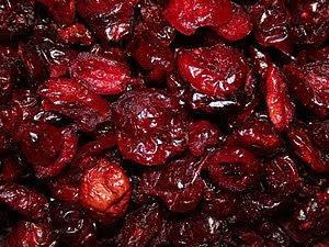 Ocean Spray Craisins brand dried cranberries