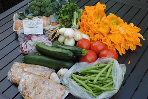 Farmers Market Finds 8/21