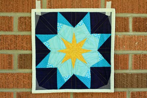 Tennessee Star Mini by jenib320