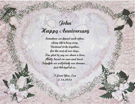 Best 25  Wedding anniversary poems ideas on Pinterest