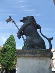 Southampton lion