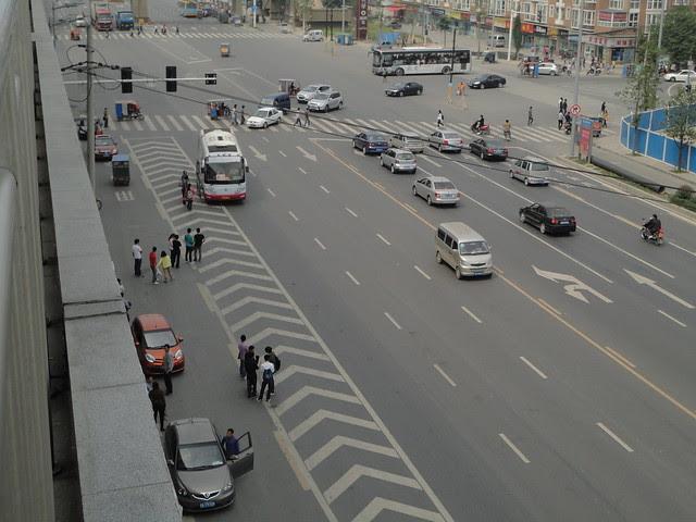 Traffic, Hongguang