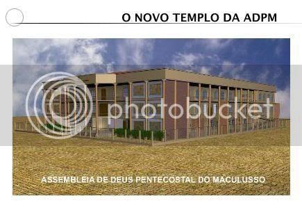 Templo Assembleia Deus Luanda