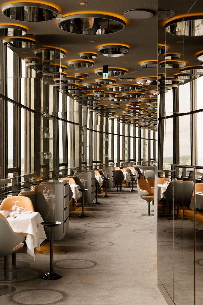 Restaurant Interior Designers in Delhi