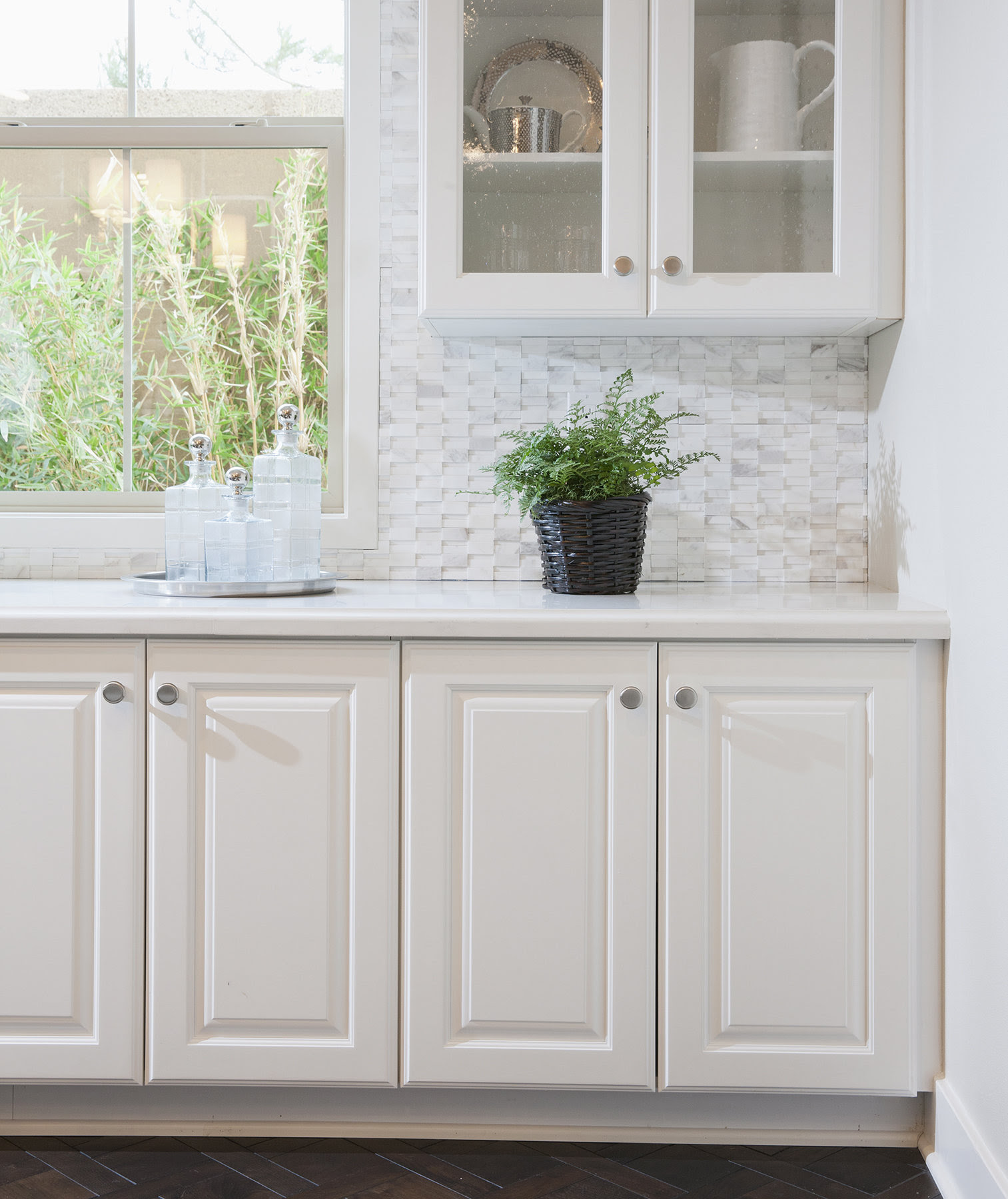 Raised Panels on Cabinet Doors | How to Clean the Grossest ...