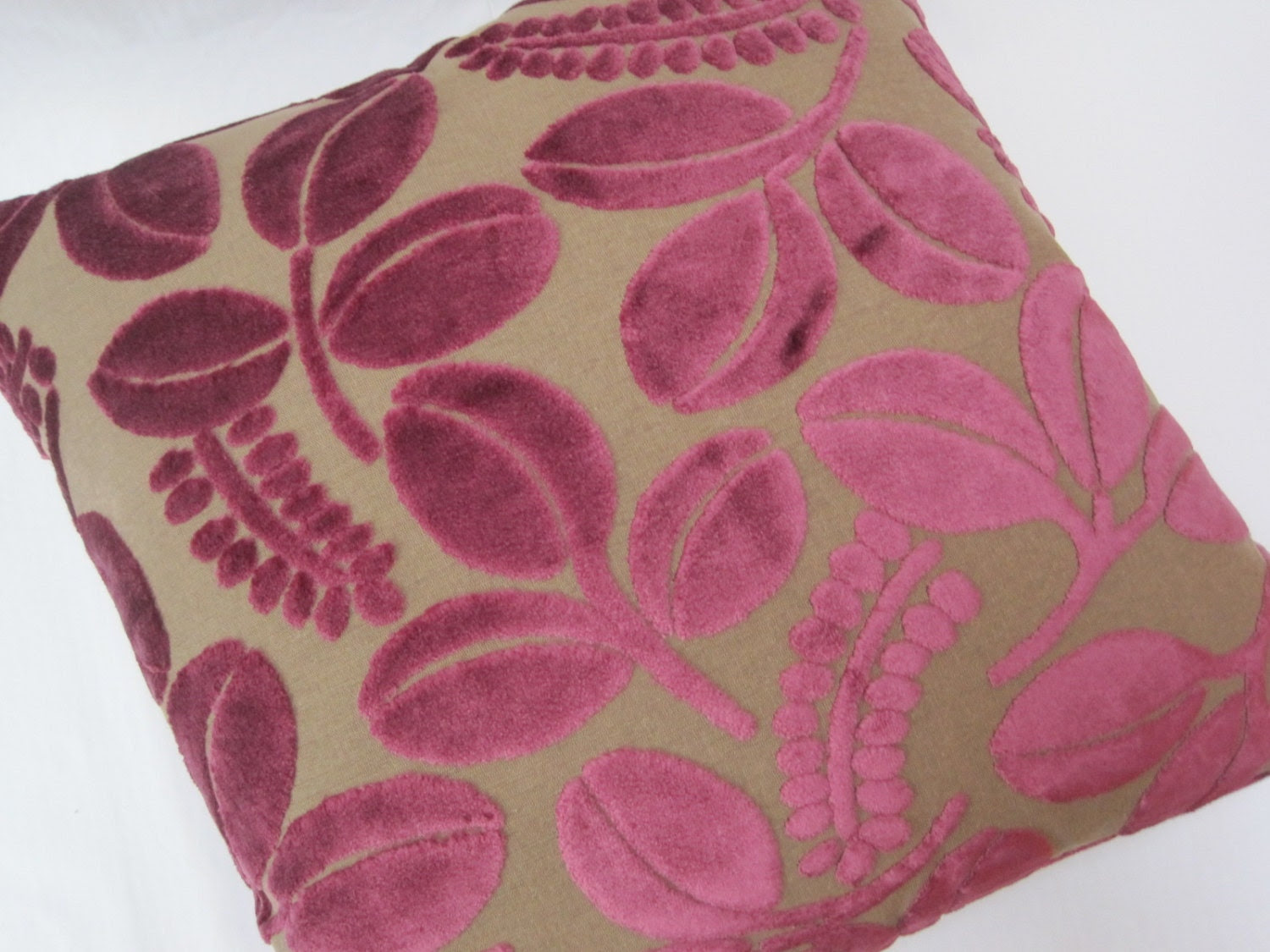 Popular items for square cushion cover on Etsy