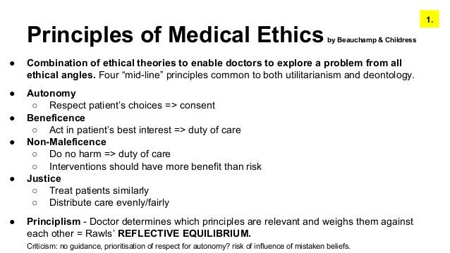 Law and Ethics for Medics