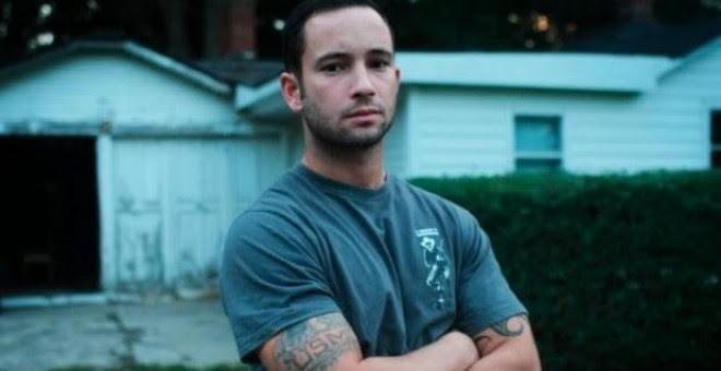 Vincent Emanuele, exmarine de EEUU y veterano de la guerra de Irak.