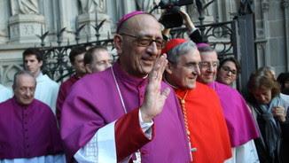 L'arquebisbe de Barcelona, Juan José Omella, en una imatge d'arxiu (ACN)