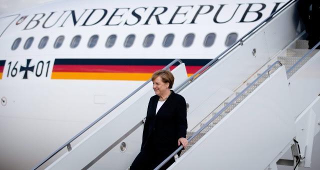 """Merkel w USA. """"Waszyngton wie, że bez niej niczego nie da się w Europie osiągnąć"""""""