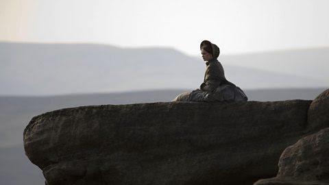 Jane Eyre on Moors