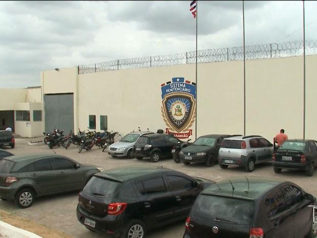 Complexo Penitenciário de Pedrinhas, em São Luís (MA) (Foto: Reprodução/TV Mirante)