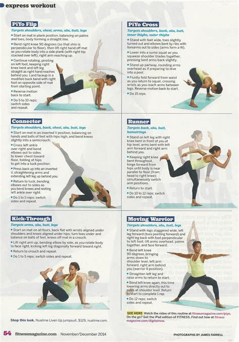 piyo workout beste awesome inspiration
