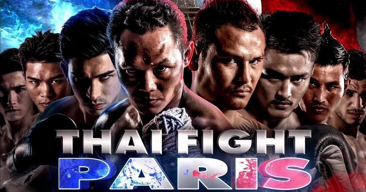 ไทยไฟท์ล่าสุด ปารีส เต็งหนึ่ง ศิษย์เจ๊สายรุ้ง 8 เมษายน 2560 Thaifight paris 2017 http://dlvr.it/P0dpGd https://goo.gl/A168pI