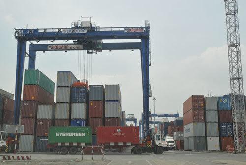 Trung Quốc, giàn khoan 981, cửa khẩu, xuất khẩu, nhập khẩu, nông sản, may mặc, TPP