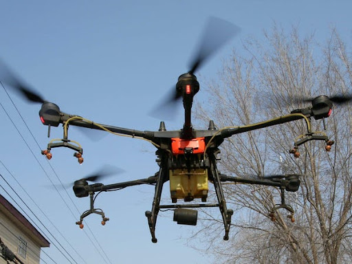 Aus researchers developing 'pandemic drones' to detect COVID-19