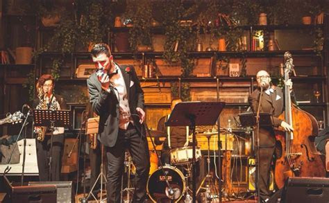 Carosello Swing   Wedding Music Band Italy