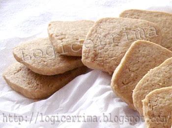[ Biscotti ai Fiocchi di Avena ]