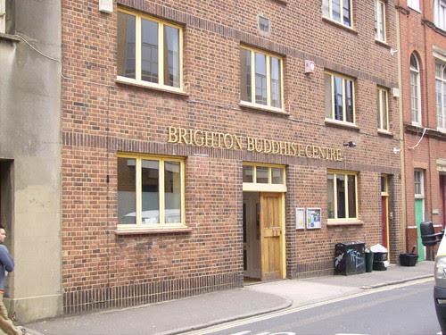Brighton Buddhist Centre building 2