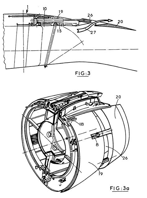 Patent EP0315524B1 - Cascade-type thrust reverser for a