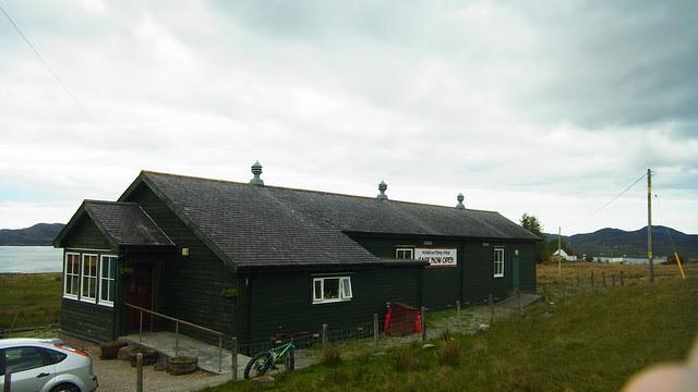 Piping School Cafe, Achiltibuie