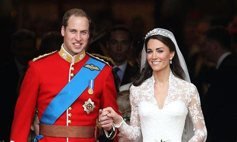 Prince William and Kate Middleton's wedding vows in full