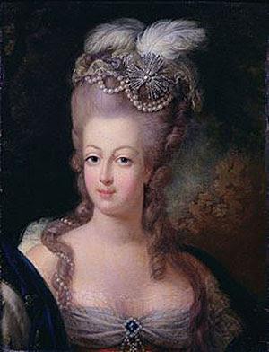 Retrato de María Antonieta. (Foto: El Mundo)