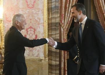 La entrega del Cervantes a Eduardo Mendoza, en directo