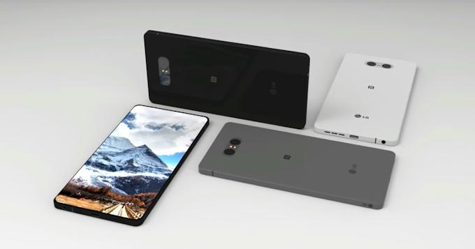 Ejecutivo de LG: LG G7 traerá innovaciones en su pantalla