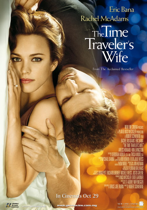 Image result for the time traveler's wife