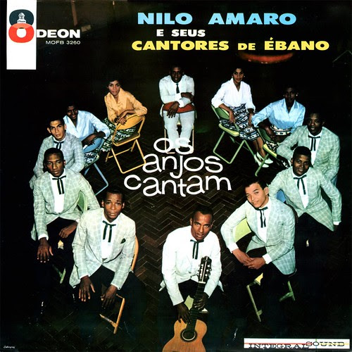 Nilo Amaro e Seus Cantores de  Ébano