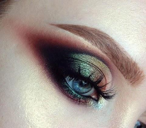 Os olhos são o espelho da alma!