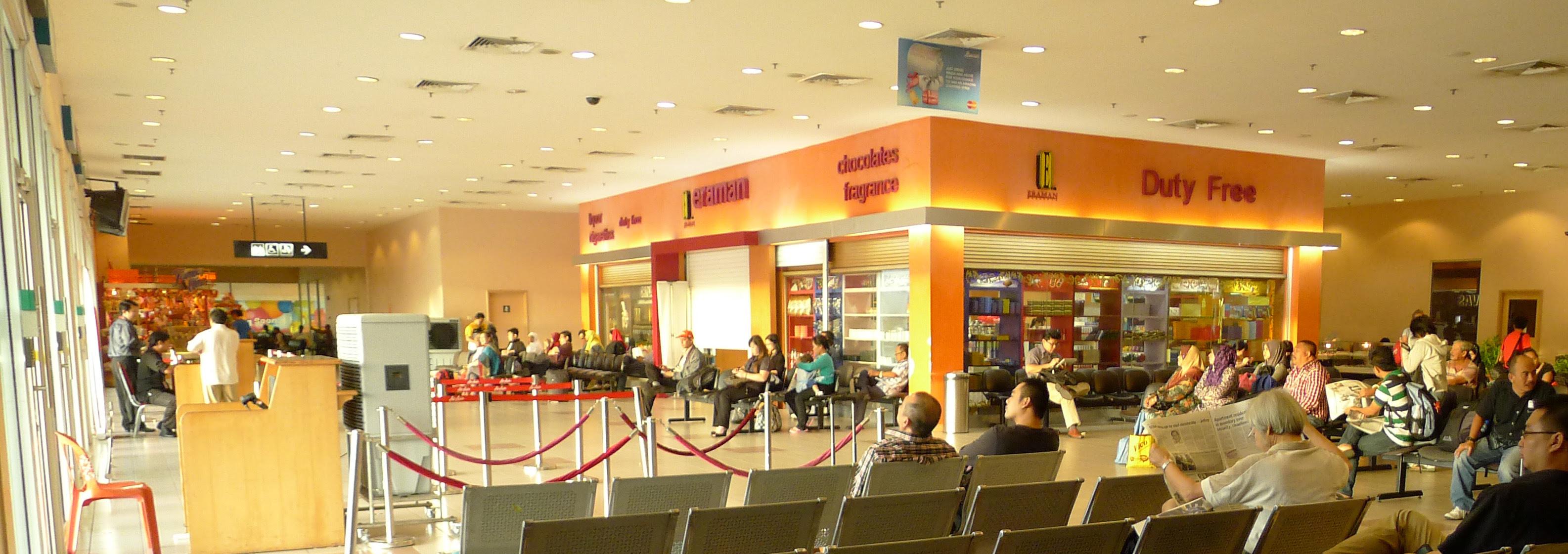 Kota Kinabalu International Airport Food