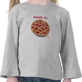 Sweetie Pie Kid's T-Shirt shirt