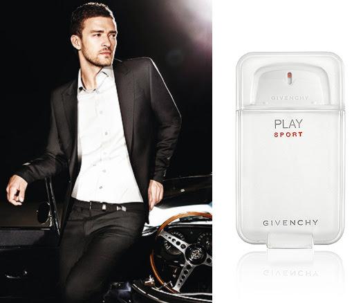 p1 Play de Givenchy, ahora en versión sport