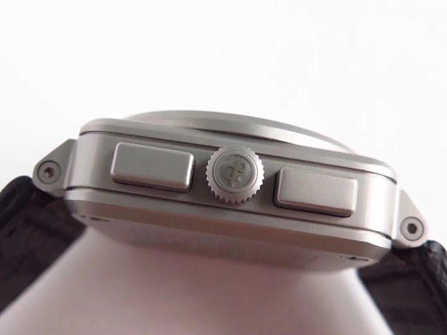 Bell Ross Chrono Buttons